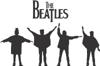 Foto Adesivo Beatles
