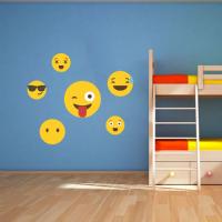 Foto Adesivo Emoji