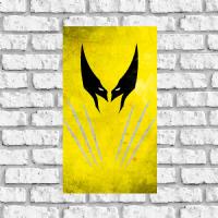 Foto Placa Wolverine